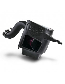 2007.5-2009 S&B FILTERS 75-5093 COLD AIR INTAKE KIT (CLEANABLE FILTER)