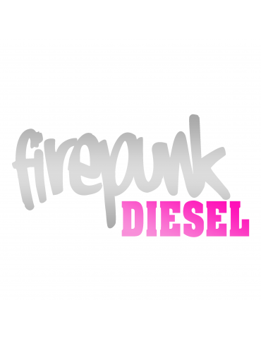 Firepunk Sticker