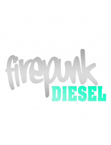 Firepunk Sticker