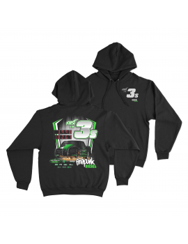 First To The 3s Hoodie