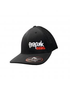 Firepunk Flexfit Meshback Hat