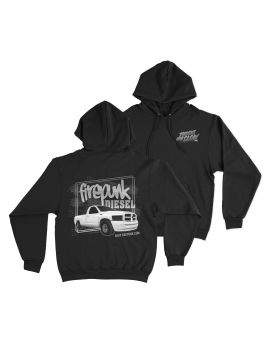 Trucks Are Slow Hoodie