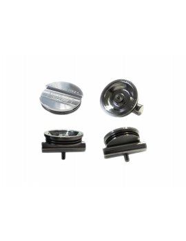 Double Seal Billet Freeze Plugs (Front + 3 Side Plugs)