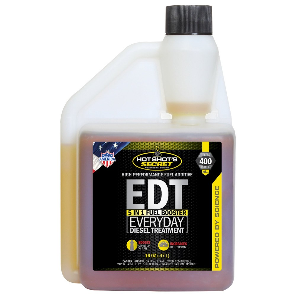 Everyday Diesel Treatment Daily Diesel Cetane Boost and Lubricant Fuel Additive