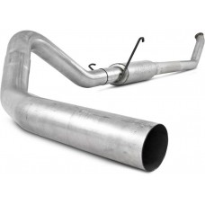 "MBRP 2004.5-2007 Dodge/Chrysler 2500/3500 Cummins 5"" Turbo Back, Single Side, AL"