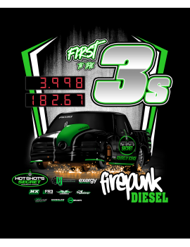 First to the 3s T-Shirt