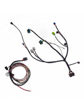Firepunk Standalone ECM Harness - Stock ECM Location