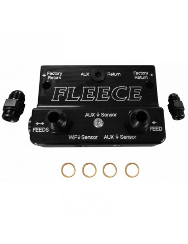 Fleece Performance 2010-2018 - 4th Gen Dodge/Cummins Fuel Distribution Block