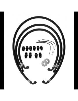 Fleece Performance Allison Transmission Cooler Lines for 2001-2005 (LB7-LLY)