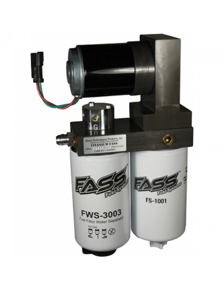 Fass 165gph Titanium Series Fuel Air Separation System