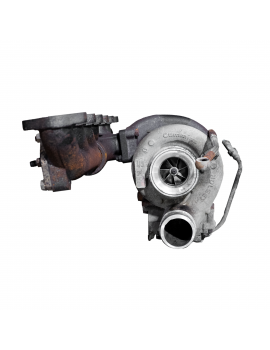 Used ATS Aurora Vortex 5000 Plus Compound Turbo System, 2013-2018 RAM 6.7L Cummins