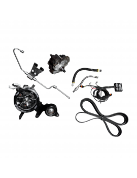 Used ATS Twin Fueler Injection Pump Kit, w Pump, 2010-2013 Dodge 6.7L Cummins