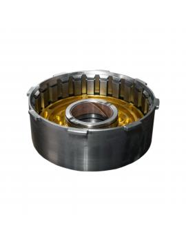 Open-Box 727 Steel Performance Drum w/ Piston