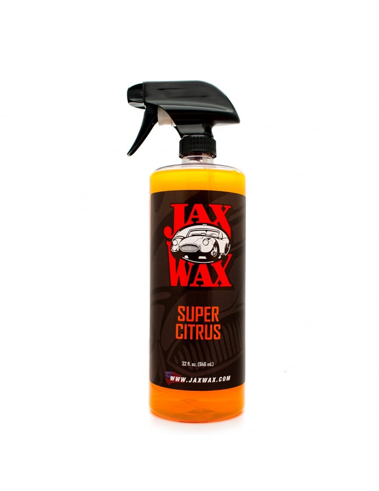 Jax Wax Super Citrus All Purpose Cleaner 32oz.