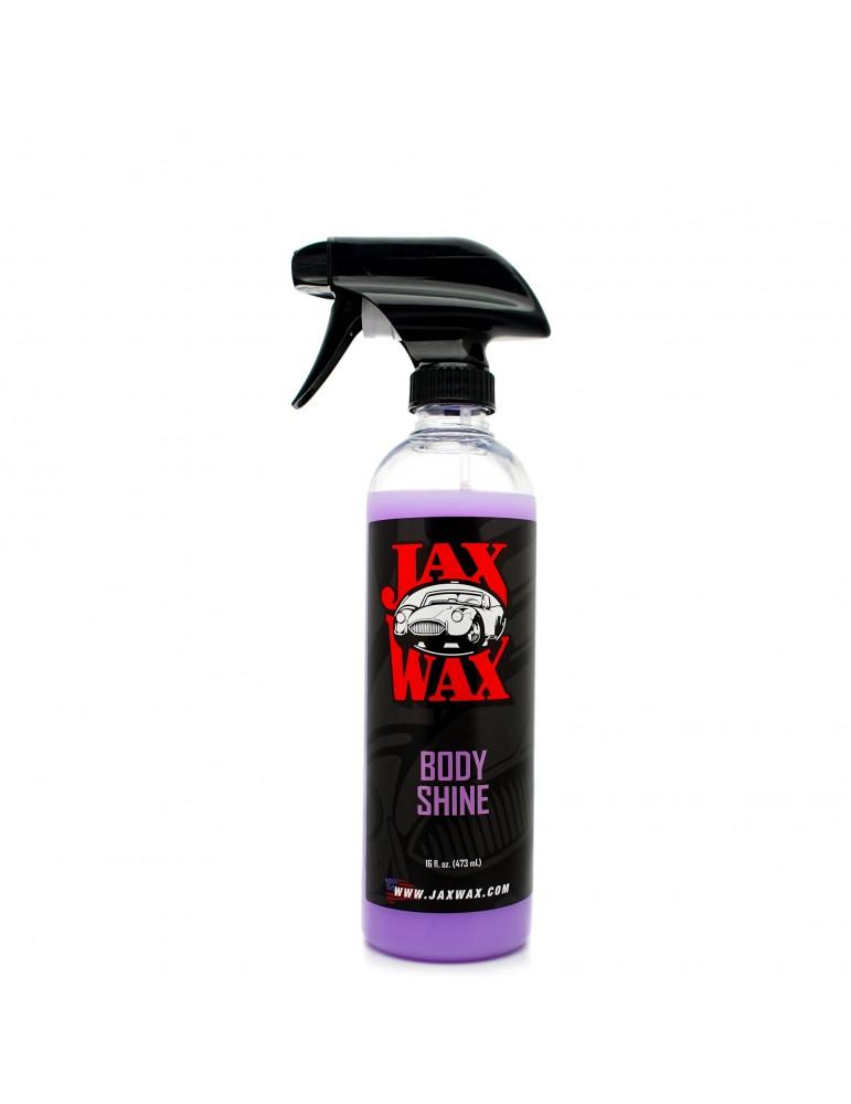 Jax Wax Body Shine Detail Spray 16 oz.