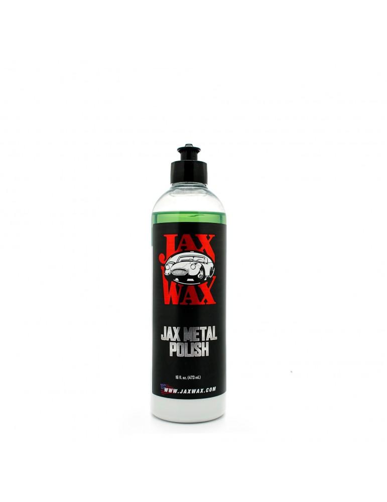 Jax Wax Jax Metal Polish 16 oz.
