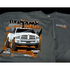 Firepunk Dirt Drag 2016 Event Shirt