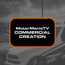 MotorManiaTV Commercial Creation