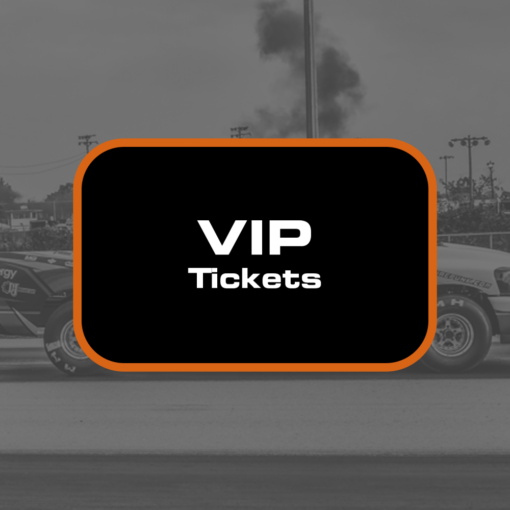 Additional VIP Tickets
