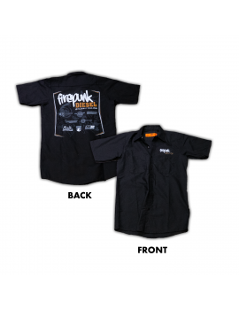 Firepunk Racing Shirt
