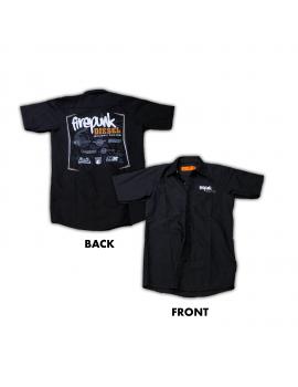 Firepunk Racing Shirt