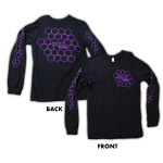 Firepunk Honeycomb Long Sleeved