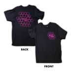 Firepunk Honeycomb T-Shirt