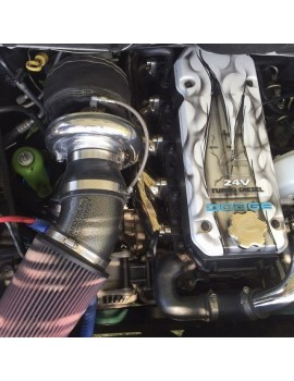 Stainless Diesel 03-12 S300 / S400 2G STYLE SWAP PIPING KIT