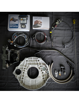 Firepunk 68RFE to 48Re Swap Kit (No Transmission)