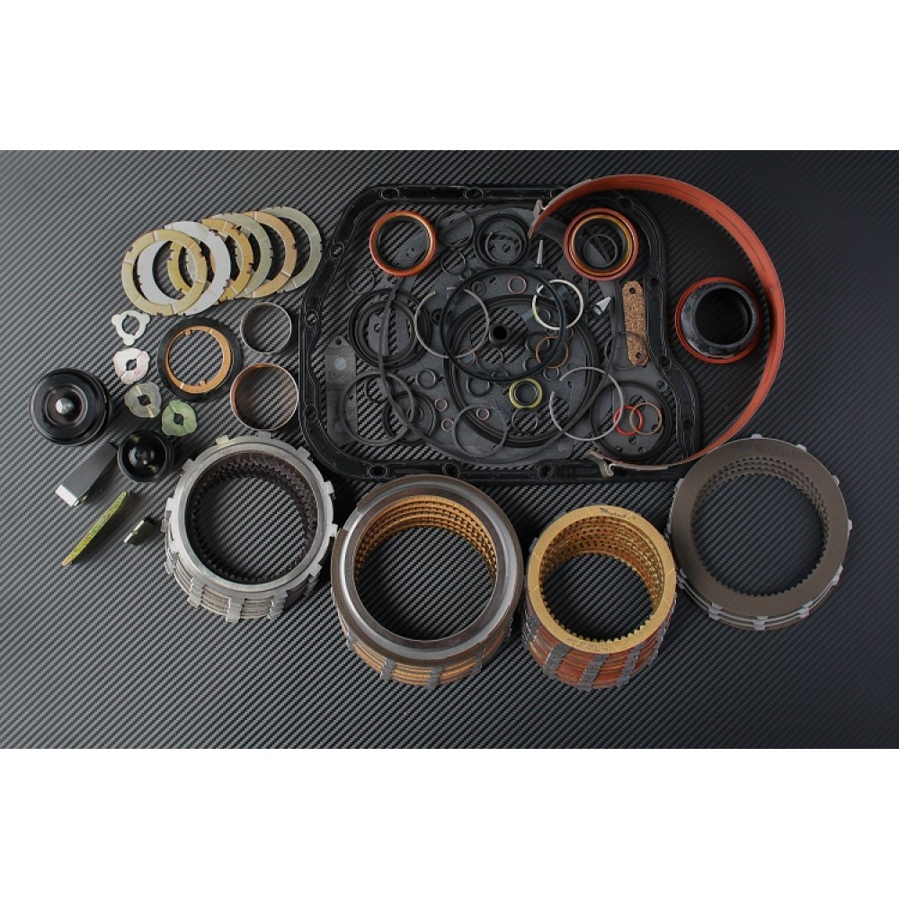 Competition Master Rebuild Kit
