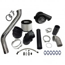 2nd Gen Swap Kit & S400 Turbocharger for 3rd Gen 5.9L Cummins (2003-2007)