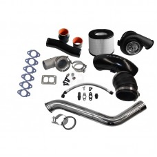 2nd Gen Swap Kit & S400 Turbocharger for 4th Gen Cummins (2010-2012)