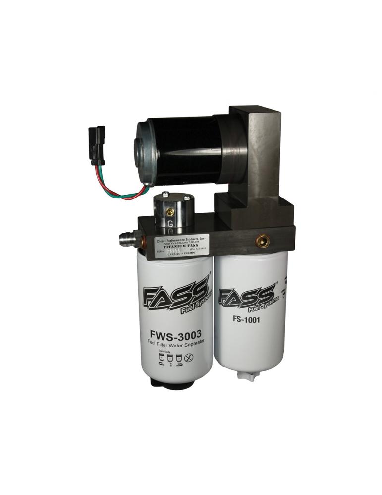 Fass Titanium Series Diesel Fuel Lift Pump 125GPH@45PSI  Cummins 5.9L 1994-1998
