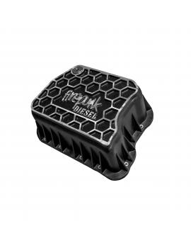 Firepunk Honeycomb Transmission Pan
